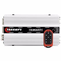 Modulo Taramps Ts1200 4 Canais 1200w Rms + Controle Tlc3000
