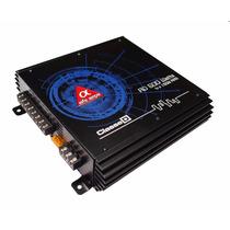 Módulo Amplificador Digital 4 Canais Alfa Amps Ad 600w Rms