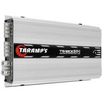 Modulo Amplificador Taramps Ts1200 X4 1200w Rms Digital 4 Ch