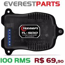 Módulo Taramps Tl 500 Digital 100 Wts Rms 02 Canais