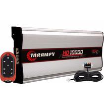 Módulo Amplificador Taramps Hd-10.000 W Rms + Controle