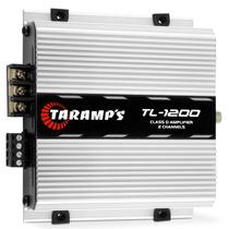 Modulo Amplificador Taramps Tl1200 Digital 260w Rms 2 Canais
