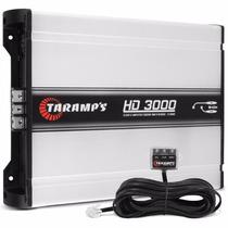 Modulo Amplificador Taramps Hd 3000 1 Canal 2 Ohm 3000 Rms