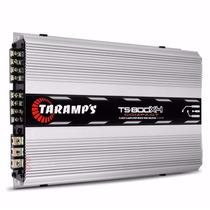 Módulo Taramps Ts-800x4 Compact Amplificador 800w 4 Canais