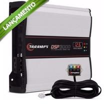 Modulo Taramps Dsp 3000 Rms Processador Digital Voltimetro