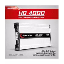 Modulo Amplificador Taramps Hd 4000 Digital 4000w Rms Hd4000