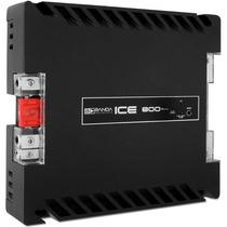 Novo Modulo Amplificador Banda Vx Ice 800 1 Canal 800w Rms