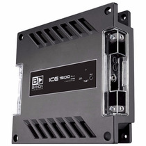 Módulo Amplificador Digital Banda Ice 1.500wrms-01 Ou 02ohms