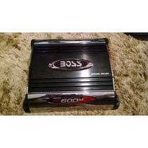 Módulo Amplificador Boss Se600m 1200w (300wx4canais)