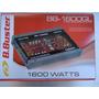 Módulo B.buster 1600gl - Tampa Acrilico - 400 Rms - Original