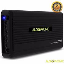 Módulo Amplificador Audiophonic Classe D 400w Rms 2 Ohms