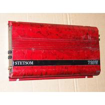 Modulo Stetson Cd2730 De 720wats 2 Canais ( Ler Anuncio)