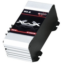 Modulo Amplificador Estereo Boog Xwx 80.2 80w Rms 2 Canais