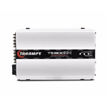 Modulo Amplificador Ts800 X4 800w Rms Compact Rca Taramps