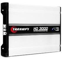 Modulo Taramps Hd 3000 3000w Rms 1 E 2 Ohms