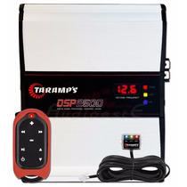 Módulo Amplificador Taramps Dsp-2500w Rms + Controle + Frete