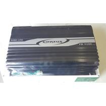 Modulo Amplificador De Potencia Corzus Pr 3100 3 Canais