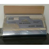 Modulo B Buster 2400 4 Canais(preços Especiais P/atacad.)