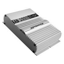 Modulo Amplificador Boog Ab2000 140w Rms 2 Canais Ab 2000