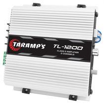 Modulo Taramps Tl1200 260w Rms - 2 Canais