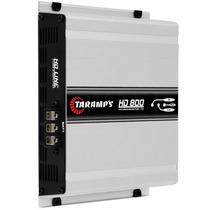 Módulo Amplificador Taramps Hd 800d 800w Rms 1 Canal 1 Ohm