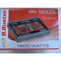 Modulo B.buster Bb-1600gl 4 Canais - Tampa Acrilico.