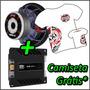 Kit Combo Sub Woofer Shocker Terremoto 12 + Banda Ice 1500