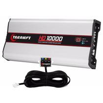 Potencia Automotiva Taramps Hd10000 Modulo Amplificador Mono
