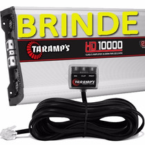 Modulo Amplificador Taramps Hd 10000 Digital 11995w Rms Dsp