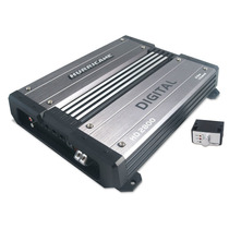 Módulo Amplificador Digital Hd 2800 1 Ch 2800 Wrms Hurricane