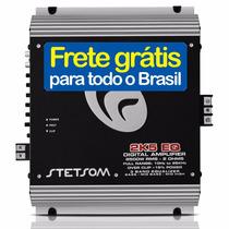 Módulo Amplificador Stetsom 2k5 Eq 2500w Rms + Frete Grátis