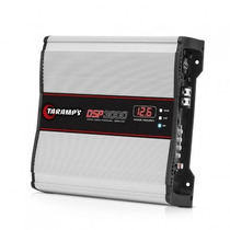 Amplificador Taramps Dsp 3000 3000w Rms 1 Canal 2 Ohms