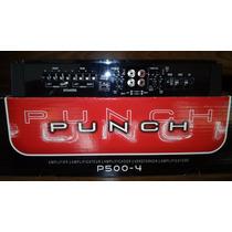 Modulo Punch Fosgate P500.4 Zerado Curitiba