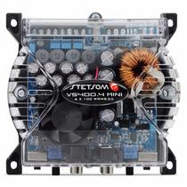Amplificador Stetsom Vs 400 Rms Digital - 4 Canais