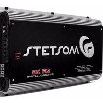 Modulo Amplificador Stetsom Vulcan 9k Eq 9000w Rms + Frete