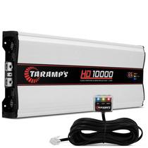 Módulo Amplificador Taramps Hd 10000w Rms 1 Canal 1 E 2 Ohm