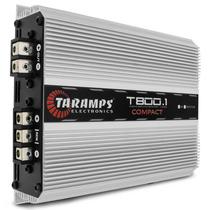 Modulo T800.1 Mono 800w Rms Digital Taramps Amplificador Som