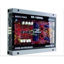 Módulo B. Buster Bb-1600gl. 1600 Watts 4 Canais
