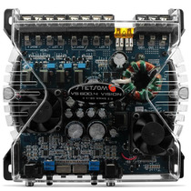 Módulo Amplificador Stetsom Vision Vs600.4 600w Rms 4 Canais