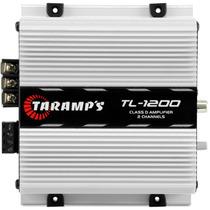Modulo Digital Taramps Tl 1200 260w 2 Canais Frete Gratis