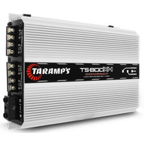 Amplicador Taramps Ts 800x4 Canais + Sedex +cabo Rca Brinde