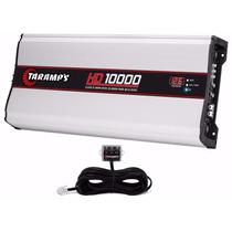 Taramps Hd 10000 Amplificador Digital 10000wrms+brinde+frete