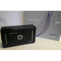 Novo Amplificador 4 Canais Audiophonic Club 800.4/v2