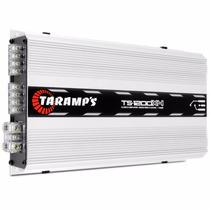 Modulo Amplificador Taramps Ts1200x4 Canais 1200w Rms 2 Ohms