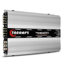 Amplificador De Potência Taramps Ts 800 De 4 Canais 800w Rms