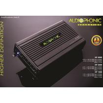 Amplificador 4 Canais Audiophonic Hp4000 600wrms