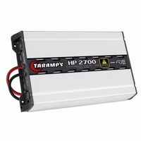 Módulo Amplificador Taramps Hp-2700 2700w Rms High Voltage