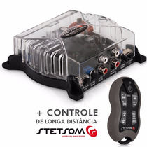 Modulo Stetsom Vs400.4 Digital 400w 4c +controle Sx2 Grafite