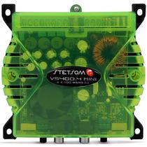 Amplificado Digital Modulo Stetsom Vs400.4 400w Rms Verde