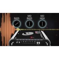 Módulo Amplificador Digital Stetsom 2k5 1ca 3200w Rms
